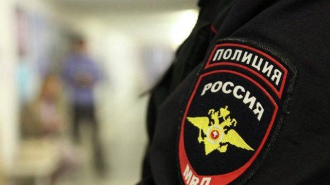На улицах Кудрово, порядок обеспечивают наряды полиции